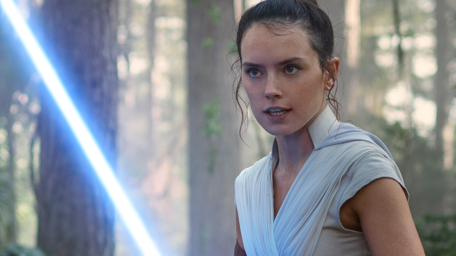 Jedi voices in Star Wars: The Rise of Skywalker explained: who does Rey hear?