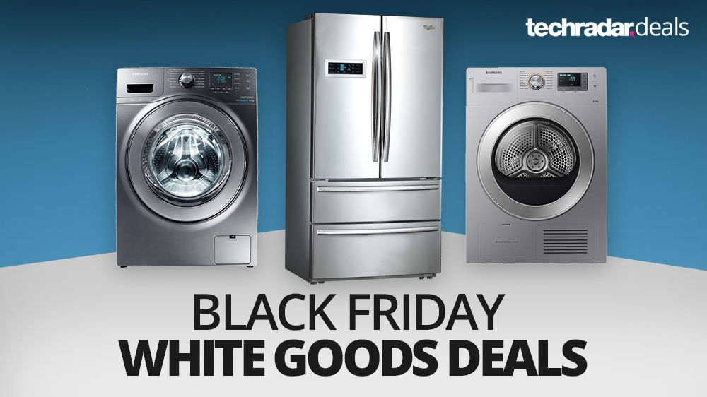 the best black friday deals on washing machines and fridges 2016 techradar. Black Bedroom Furniture Sets. Home Design Ideas