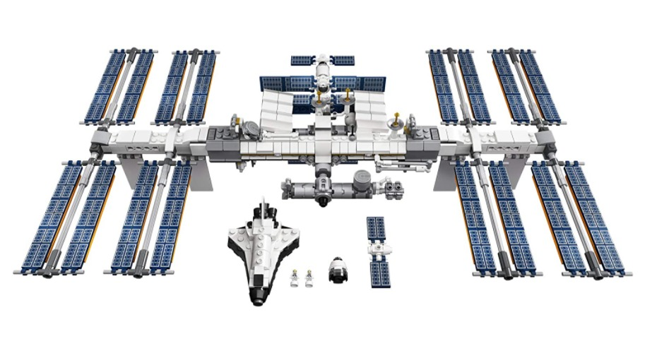 Lego's International Space Station set is 16% off at Amazon for Cyber Monday