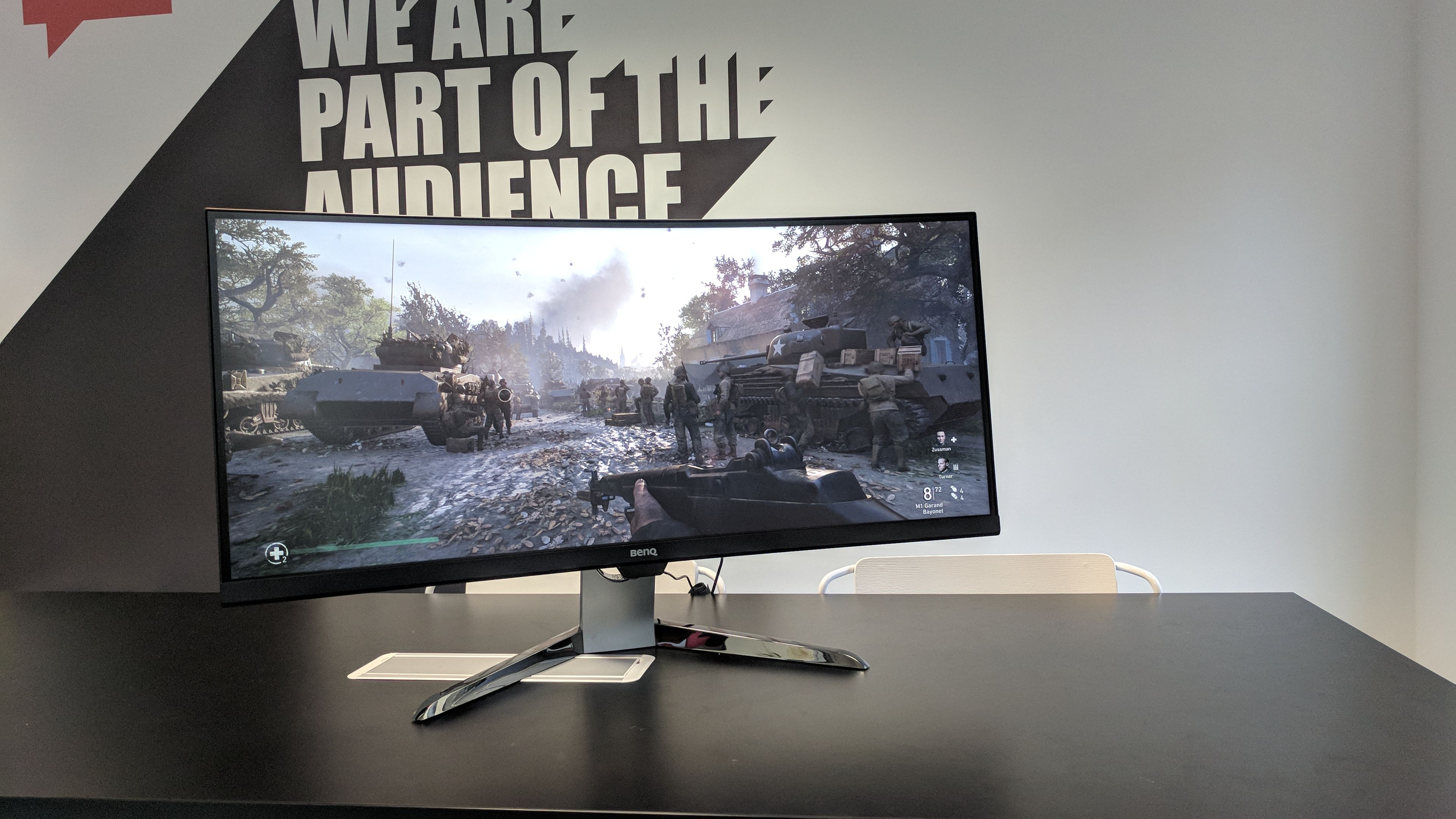 BenQ EX3501R Gaming Monitors