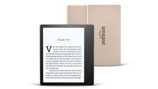 Champagne Gold Kindle Oasis