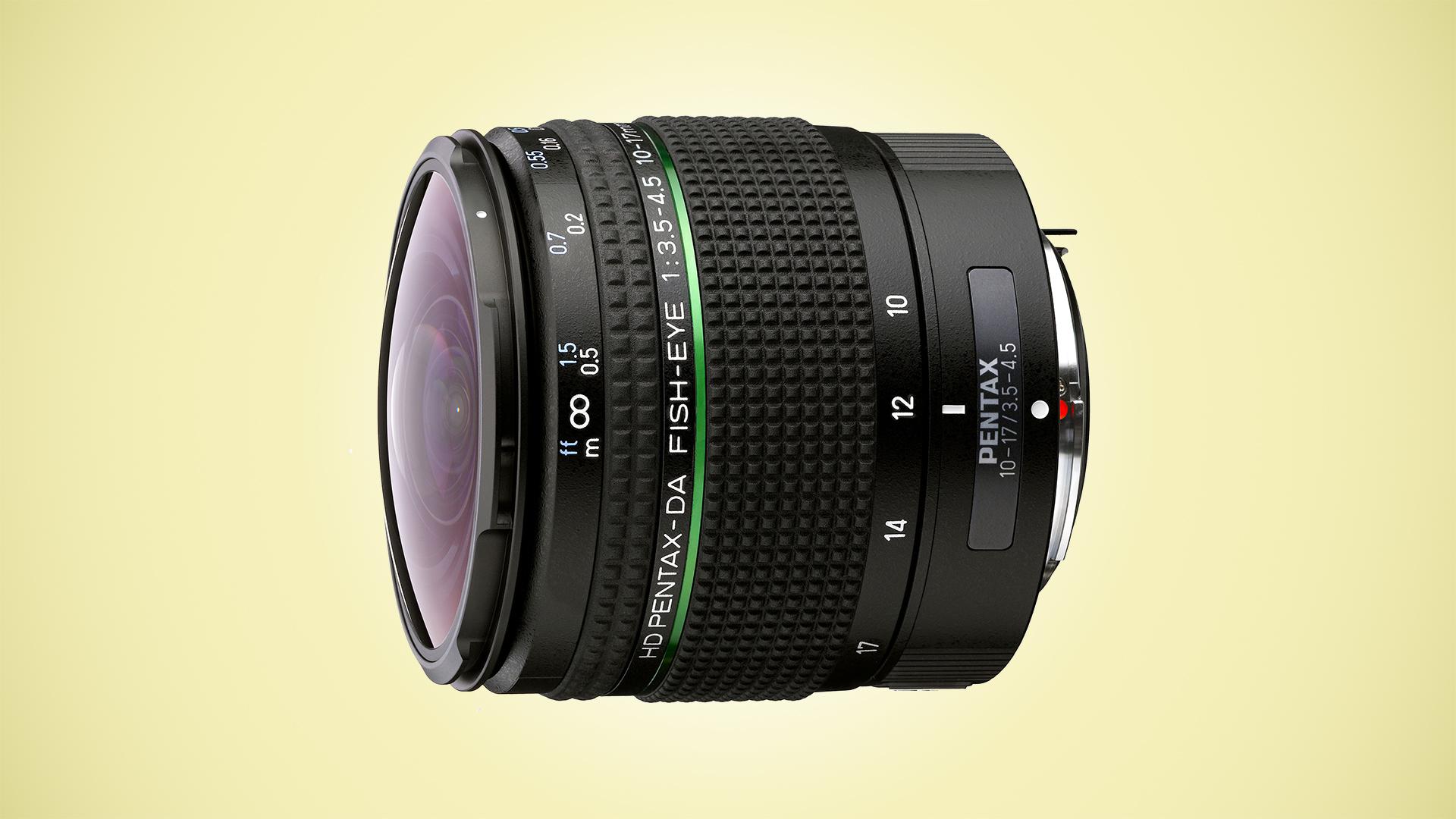 Ricoh Imaging launches HD-Pentax DA Fisheye 10-17mm F3.5-4.5 ED lens