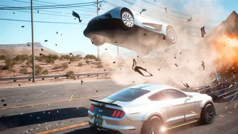 Need for Speed Payback shows off heist gameplay at EA Play