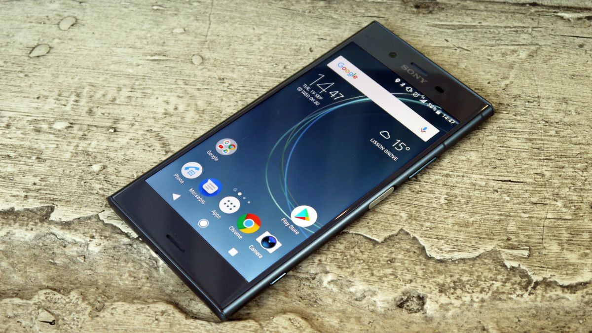Sony Xperia XZ2 render shows all-new bezel-free design