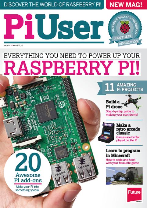 PiUser Magazine
