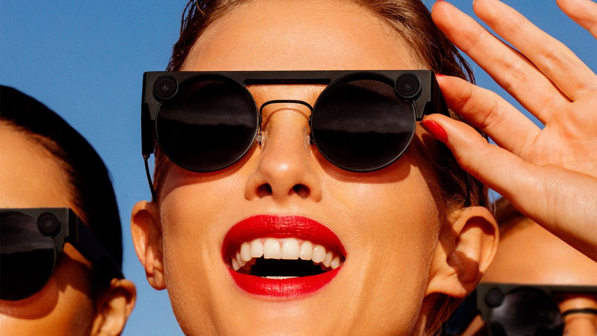 Zerchoo Technology - Snapchat Spectacles 3 let you film first-person