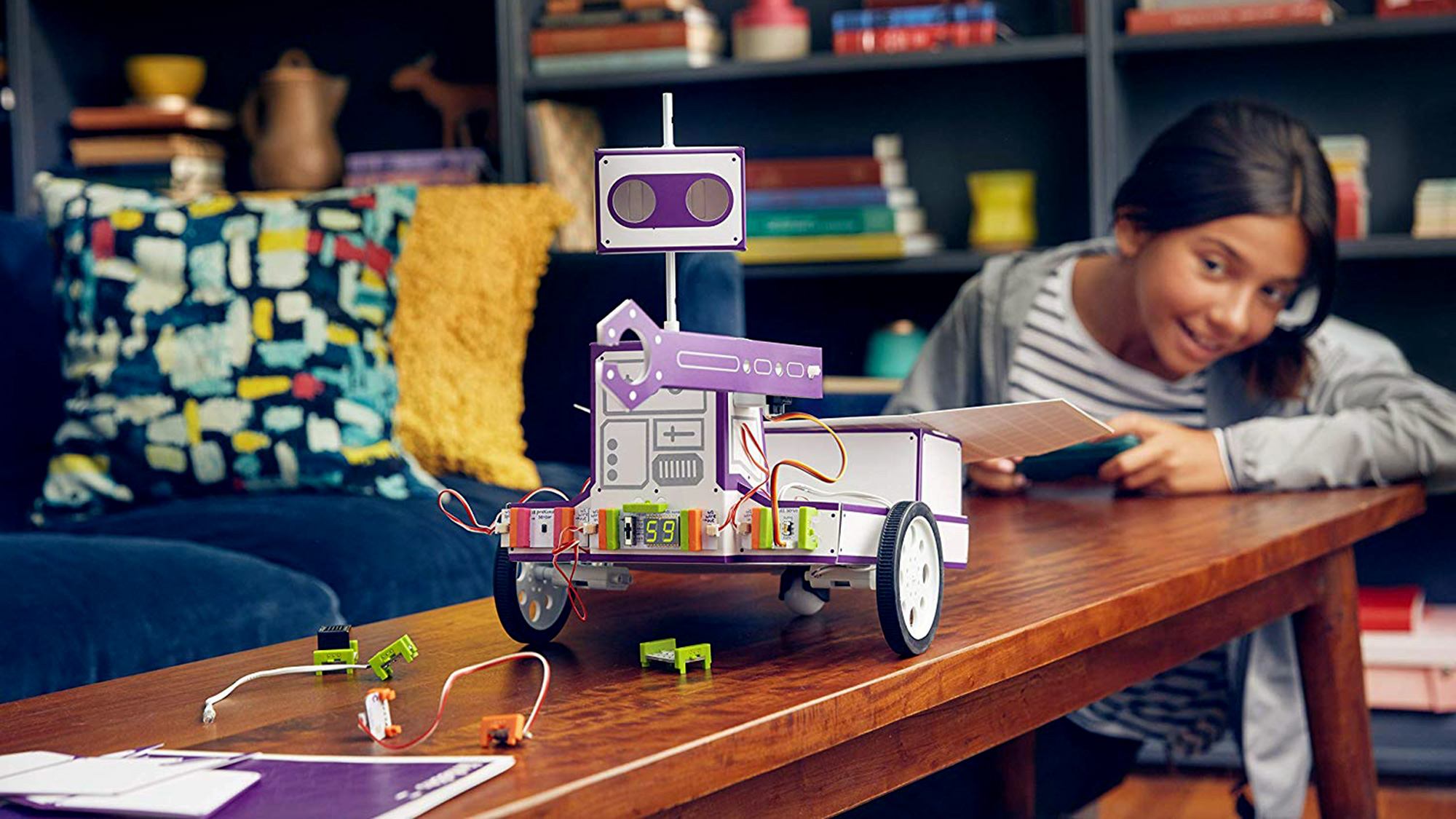 Build a Mars rover or an 'Infinity Gauntlet' with littleBits Inventor Kits, up to 40% off for Prime Day