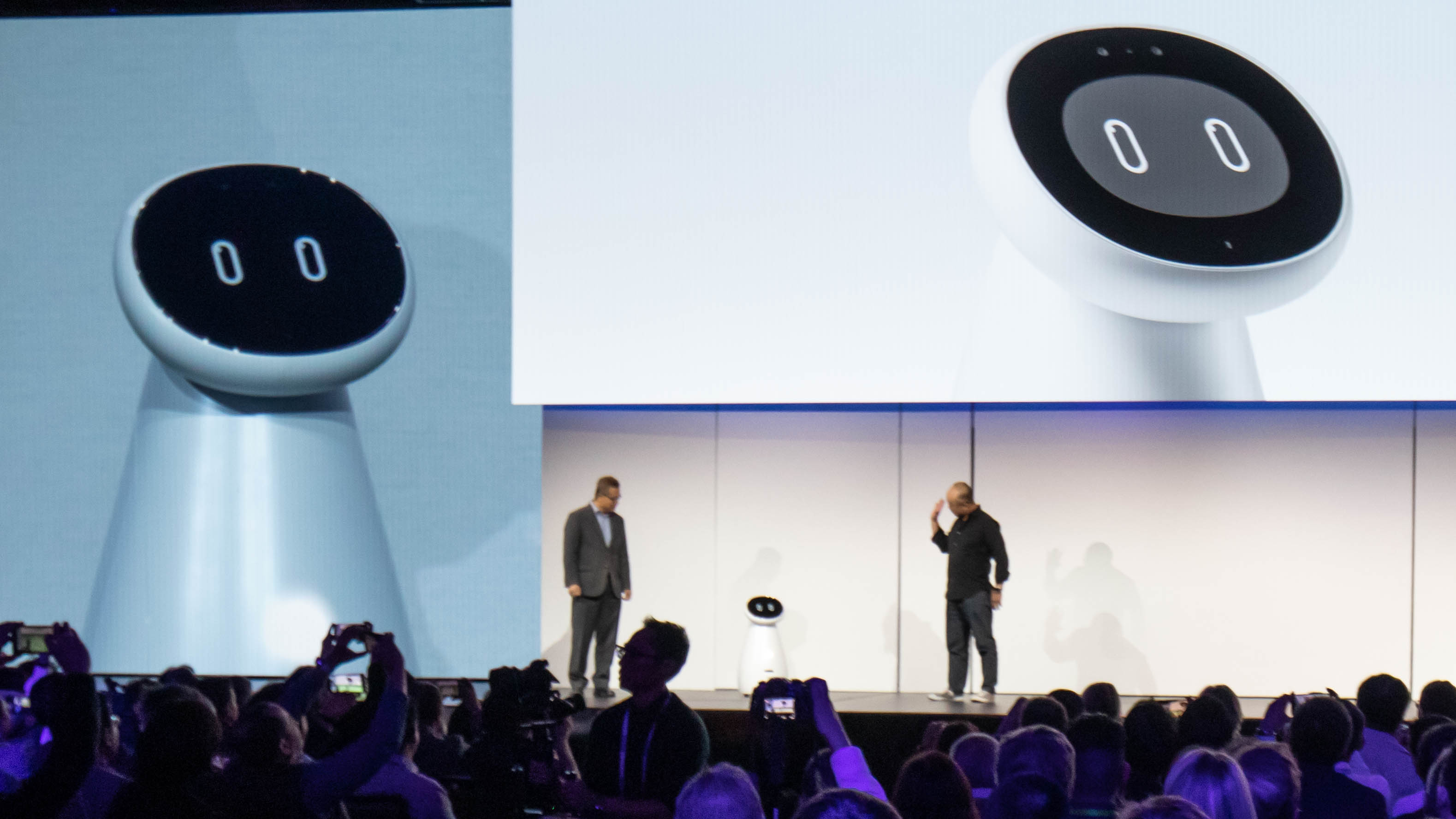 Samsung now has a robot for everything: Bot Care, Bot Air and Bot