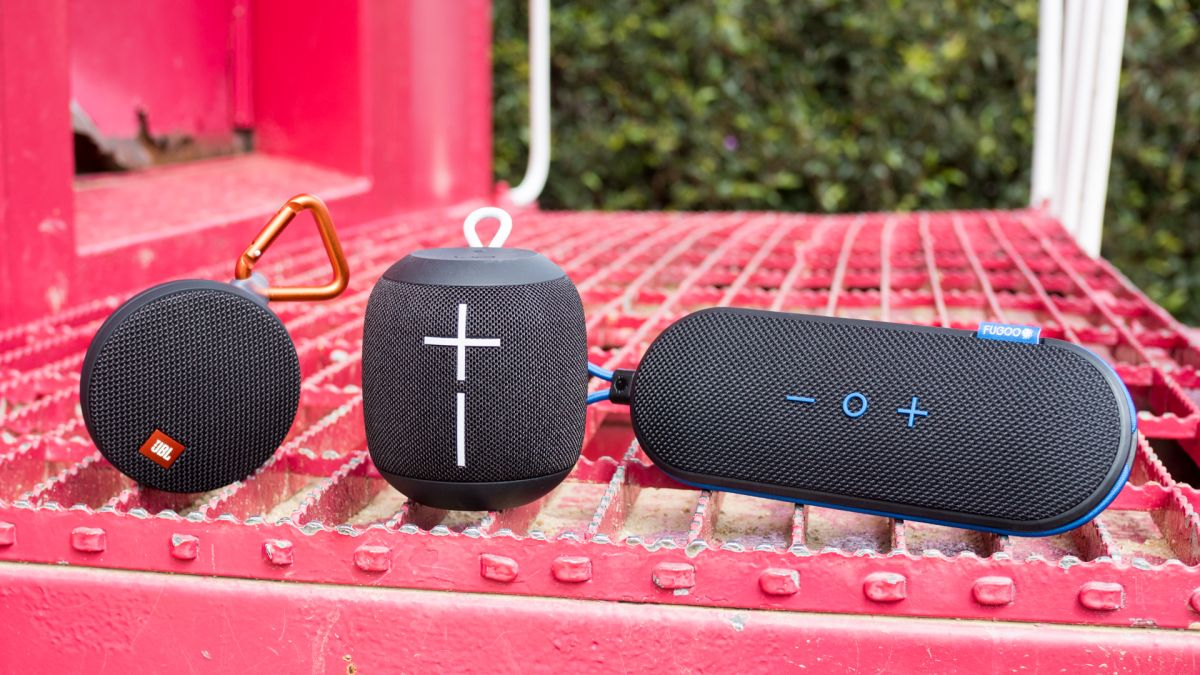 The Best Waterproof Speakers Available Today Techradar