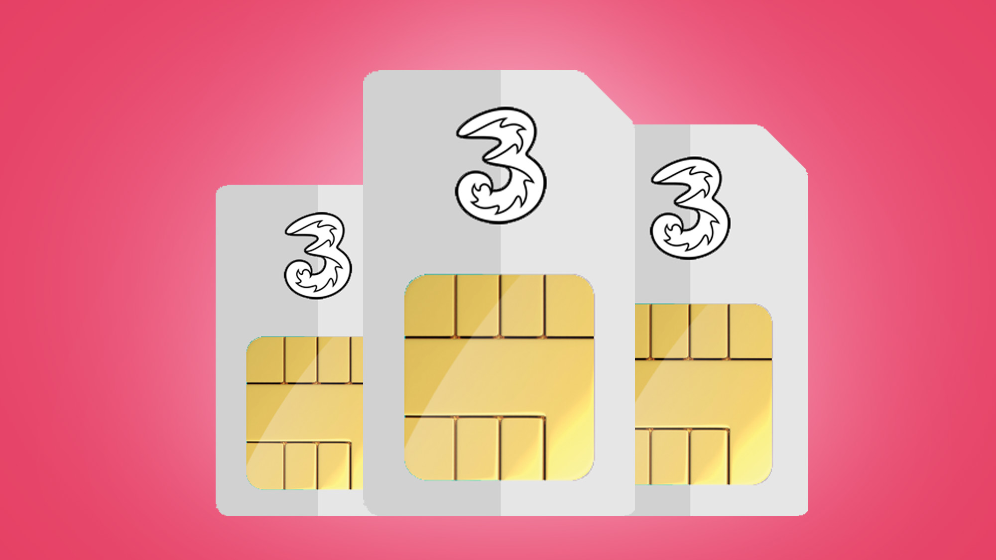 Three's best ever SIM only deal is back! Unlimited data at half the price