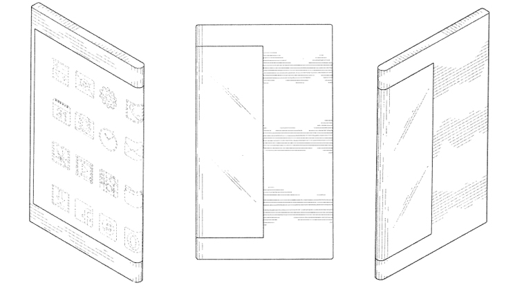 BX6ELu2xVcjoJEA3XHYFh5 - Samsung patents phone with a screen that wraps around the back