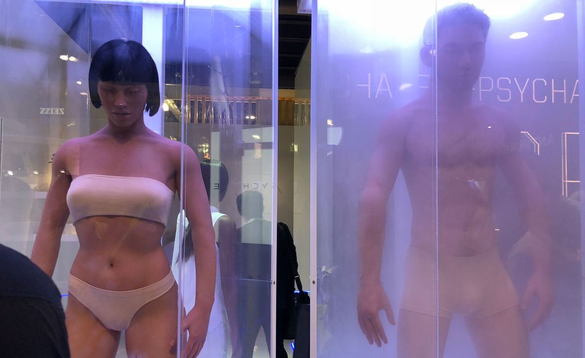 Human cloning stunt was the weirdest thing at this year's CES