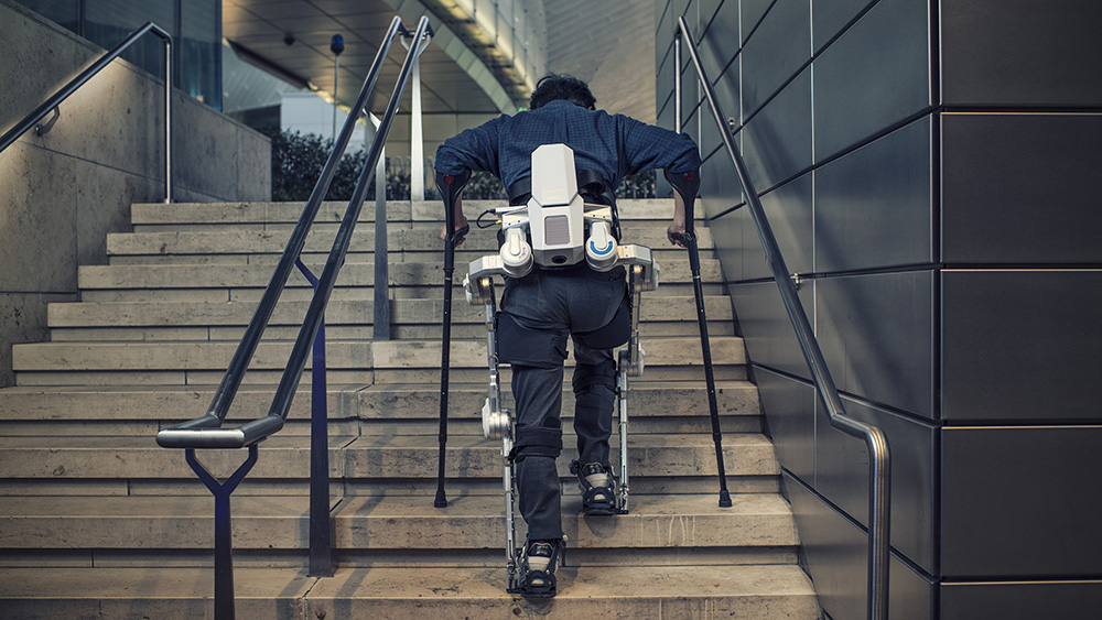 The Hyundai Medical EXoskeleton