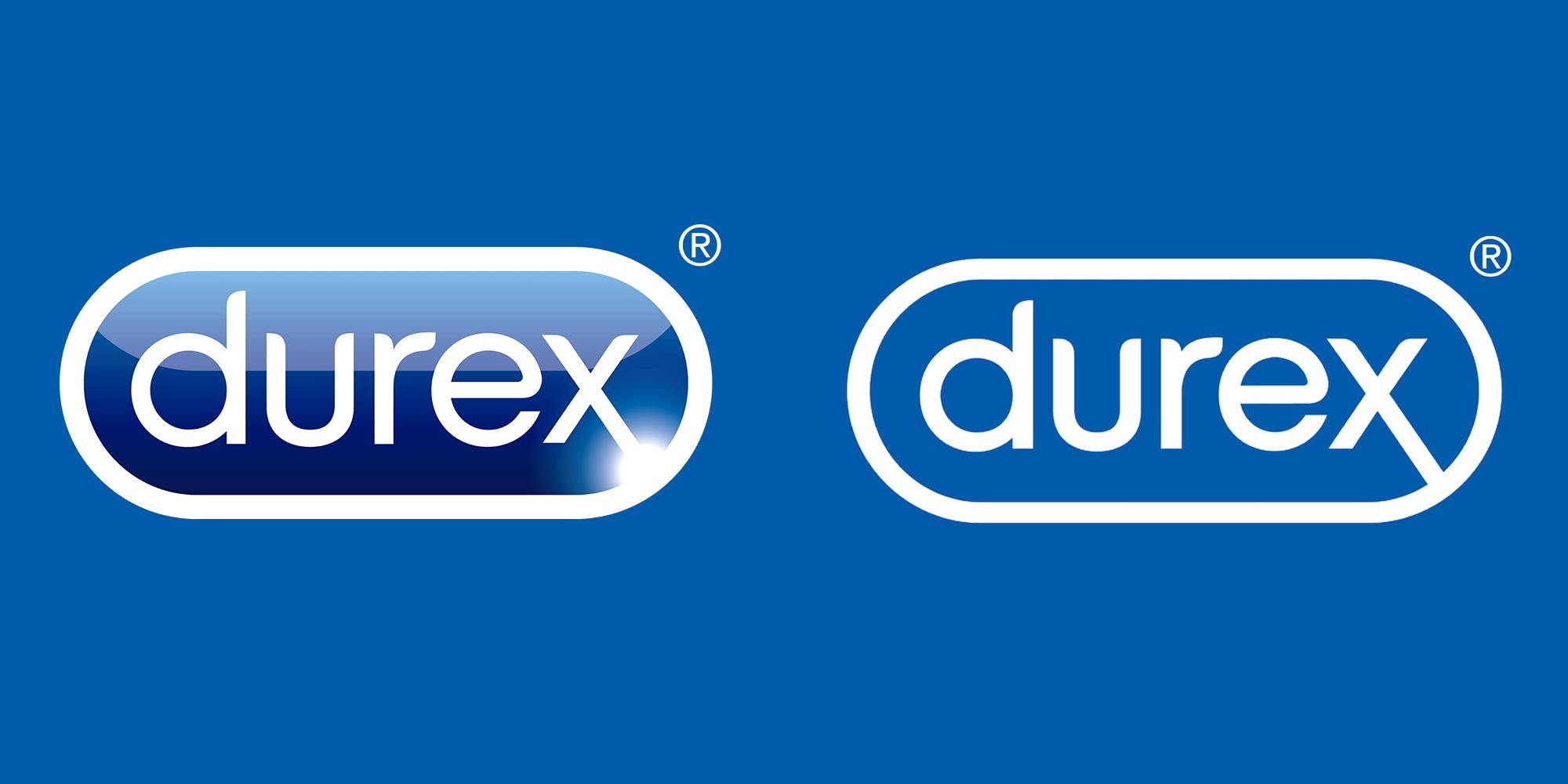 Durex logos