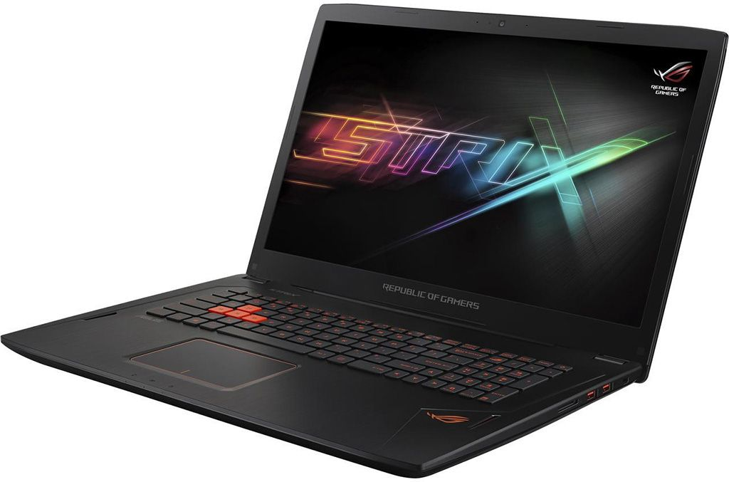 Get a 17.3-inch Asus ROG Strix gaming laptop with GTX 1060 for $1,329