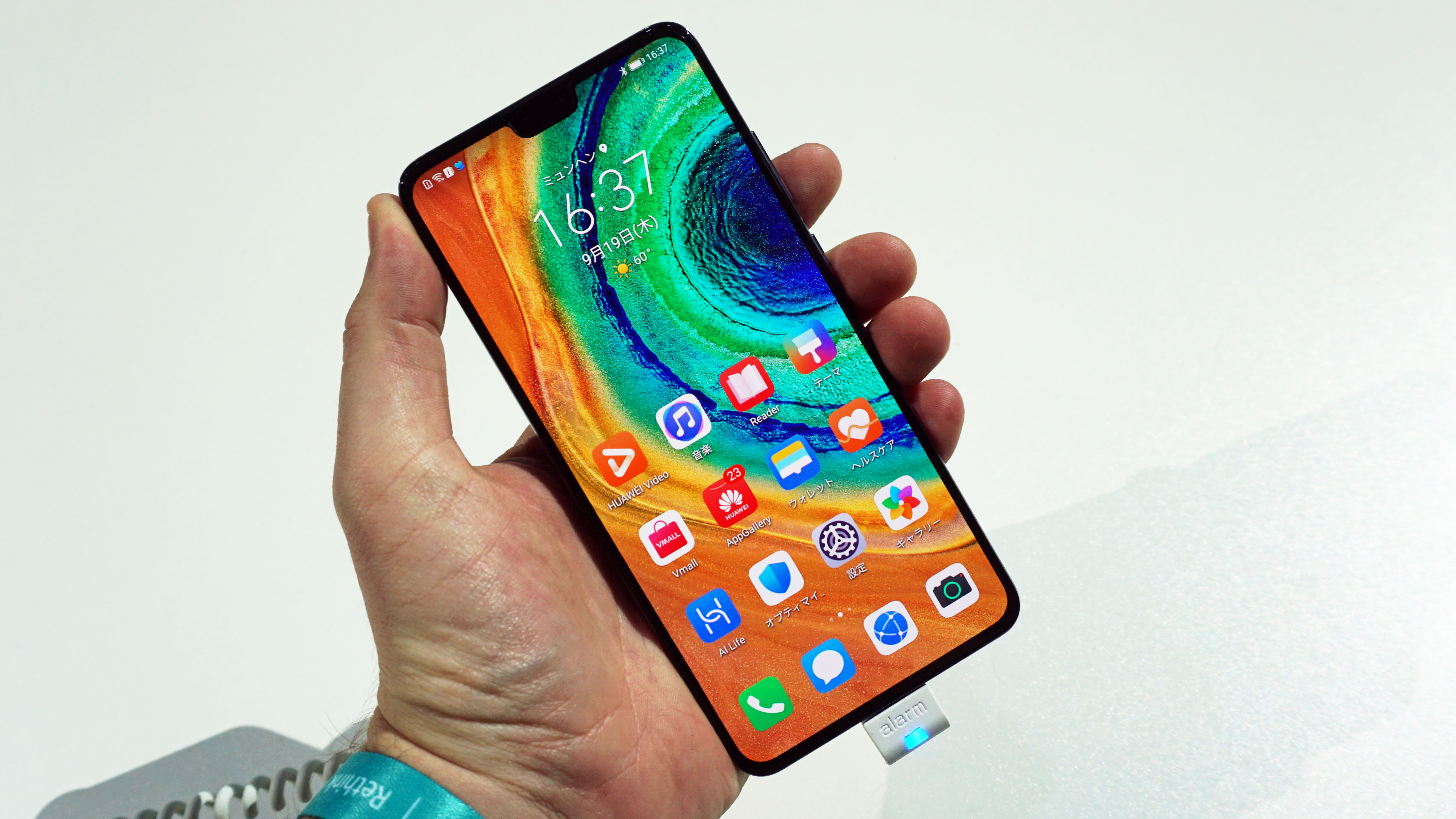 Huawei's Mate 30 and 5G gear both get declared 'America-free'