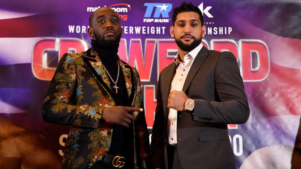 Crawford vs Khan live stream: how to watch the fight online from anywhere