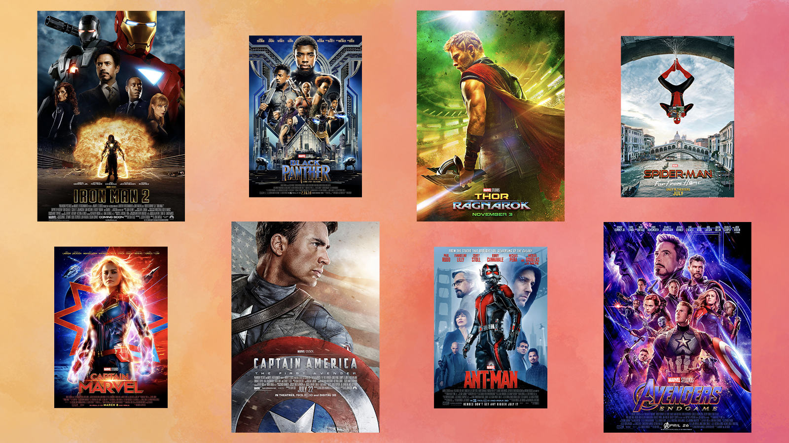 How To Watch The 23 Marvel Movies In Order Both By Timeline And Release Date Woman Home