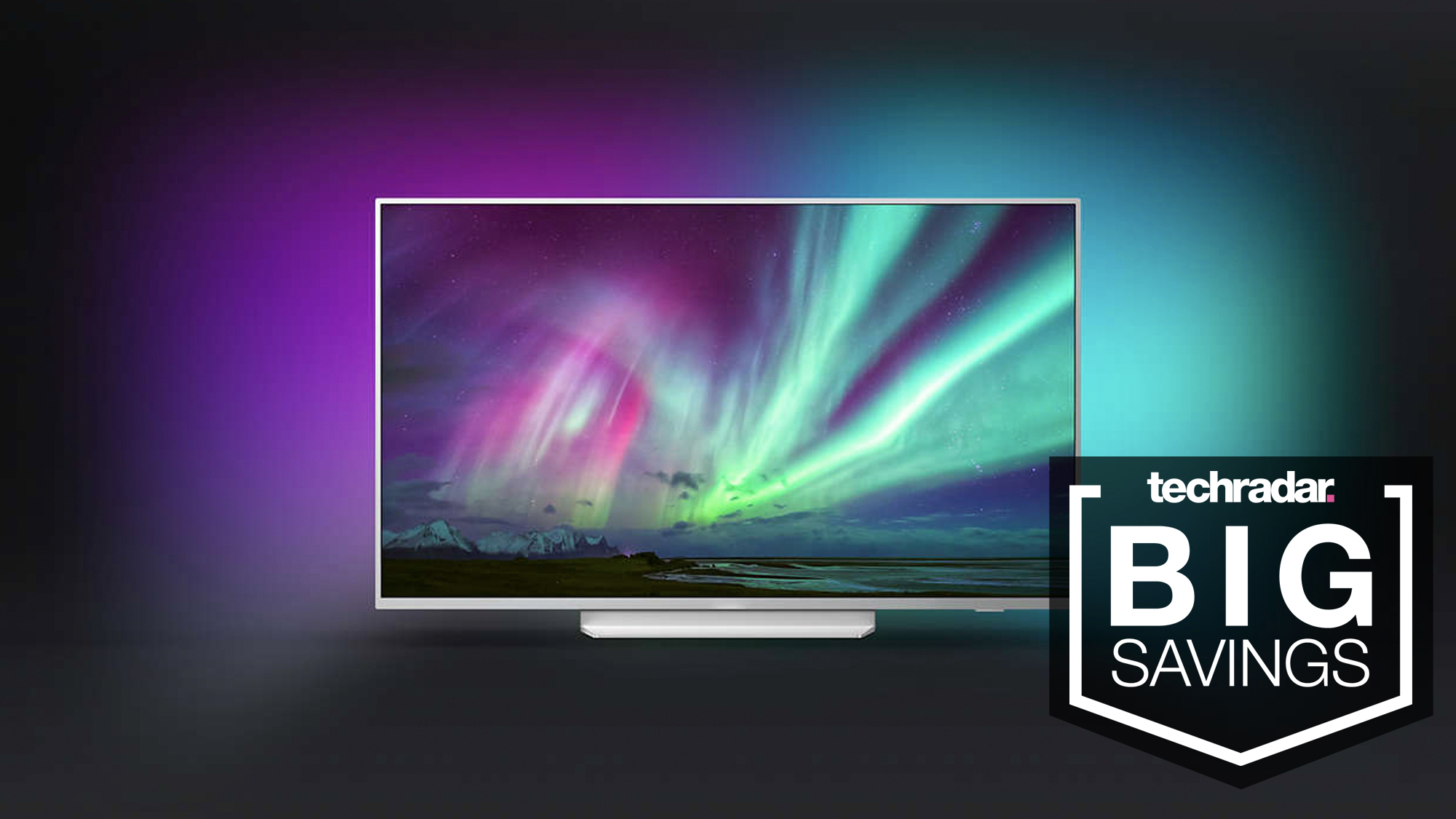 These Philips 4K TVs are back at insane sales prices, with Ambilight to boot