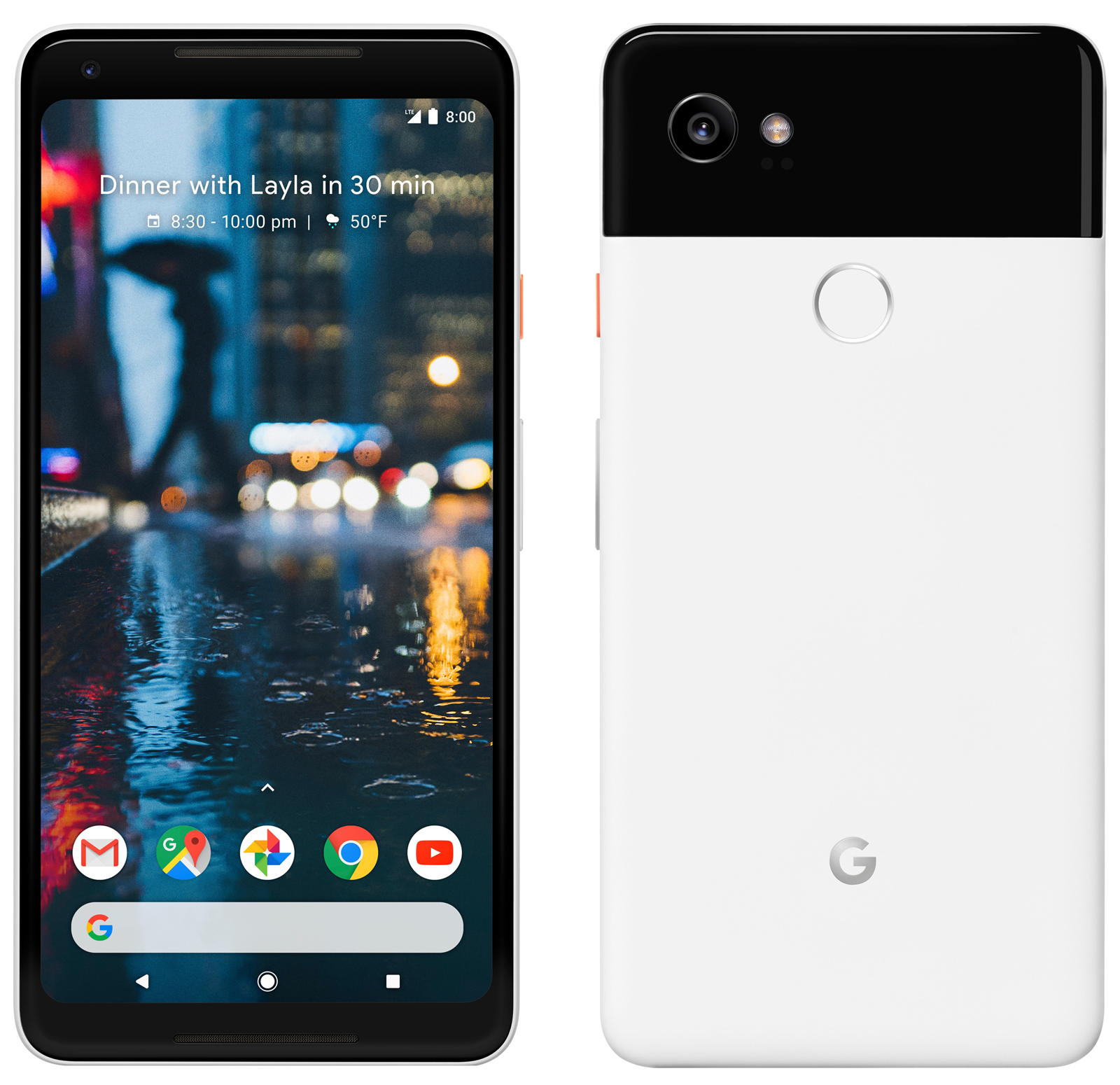 Google Pixel 2 XL vs Samsung Galaxy Note 8 - 2017 Top Social Media