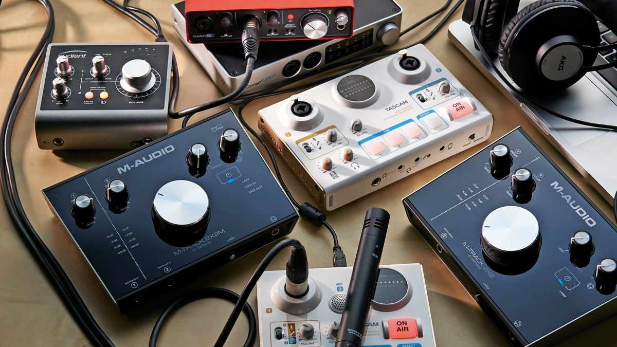 17 of the best budget usb audio interfaces in the world today musicradar. Black Bedroom Furniture Sets. Home Design Ideas