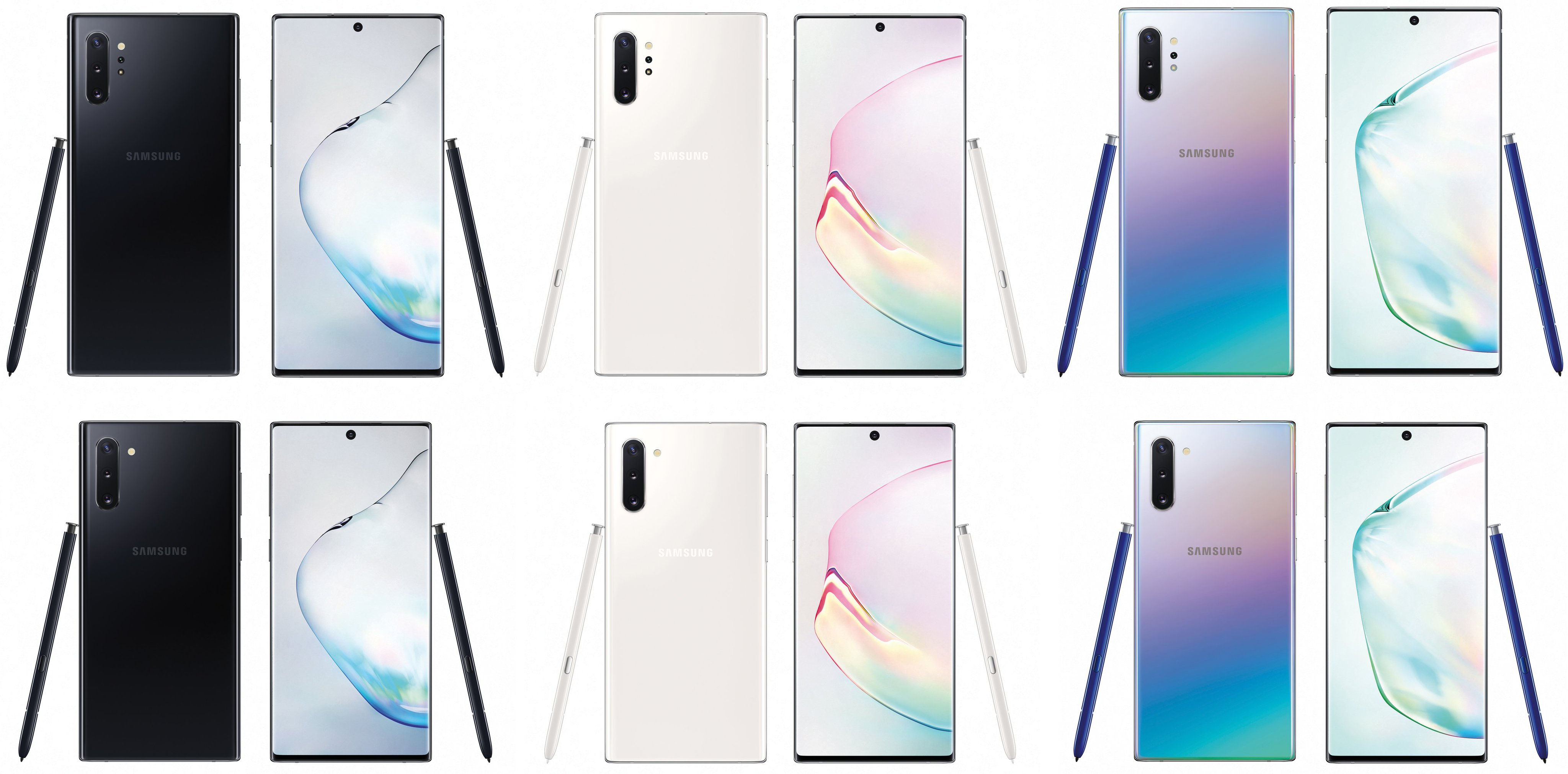 CBg3Mbhmp4JPET4Xxo5taa - Samsung Galaxy Note 10 colors leak shows less exciting options than Note 9