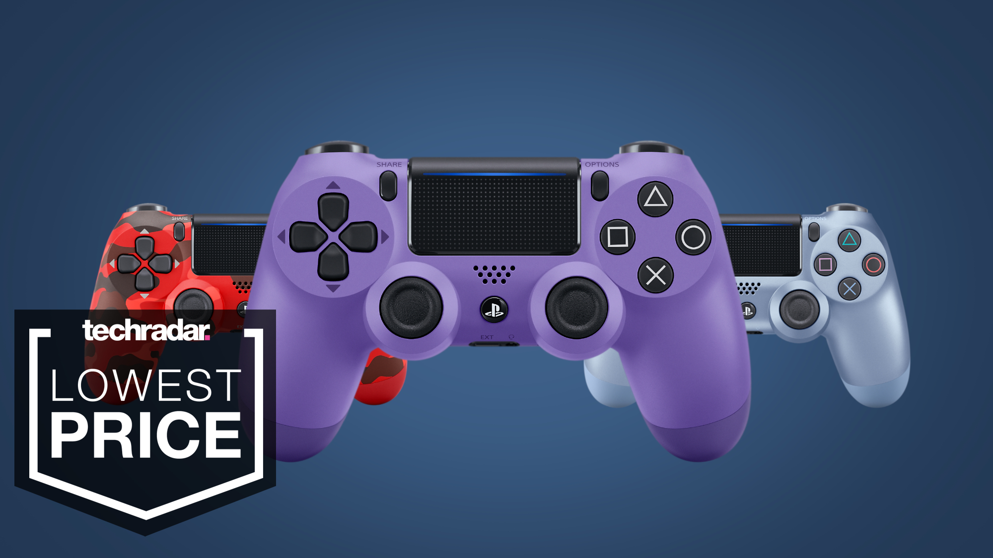 Get a PS4 DualShock 4 controller and 6 months of free Spotify for just £30