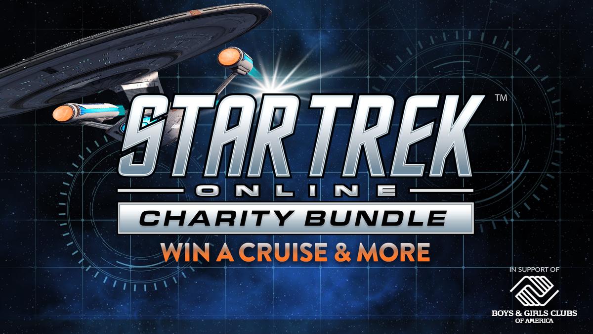 New 'Star Trek Online' charity bundle benefits Boys & Girls Clubs of America