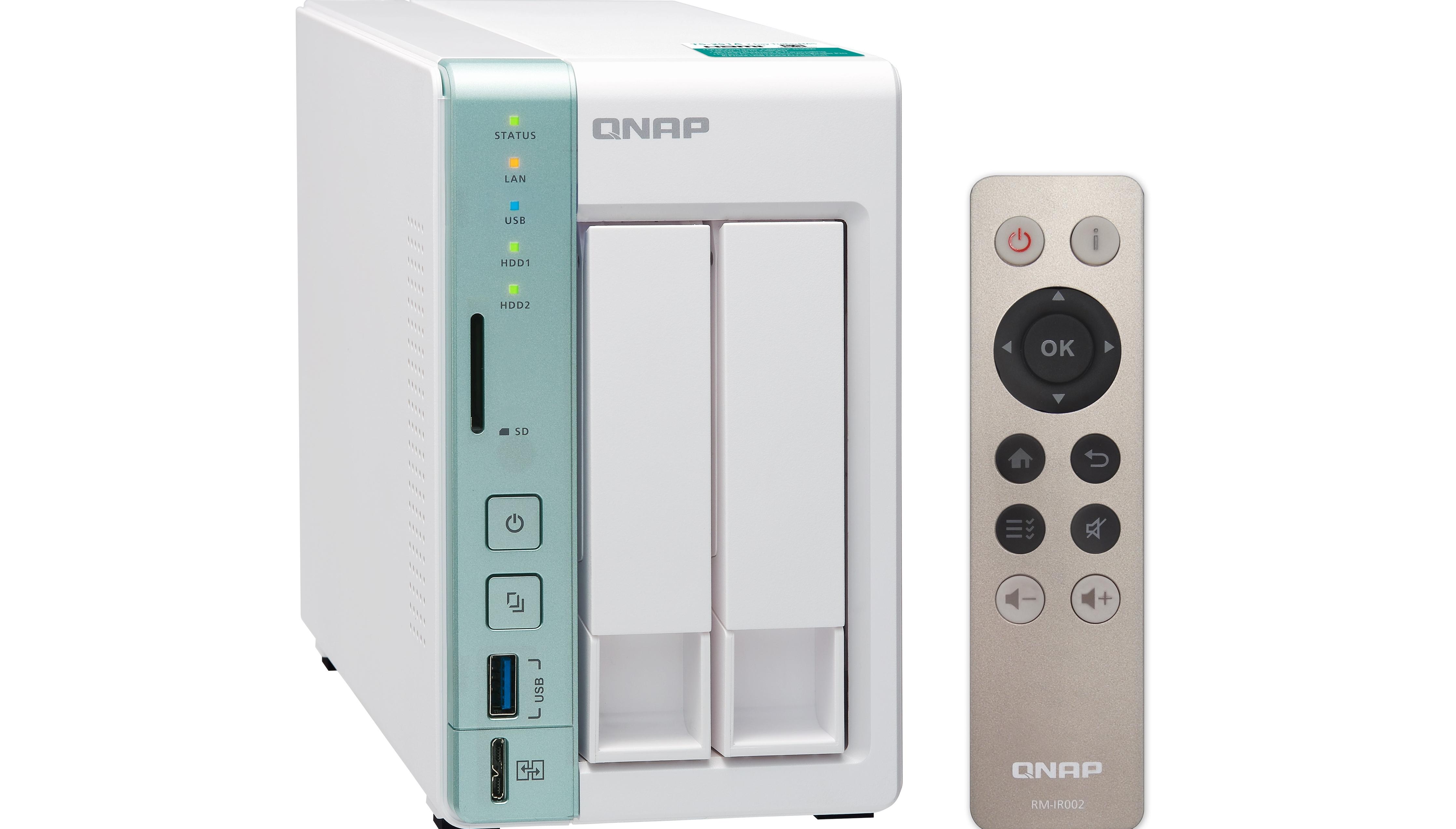QNAP TS-251A NAS drive