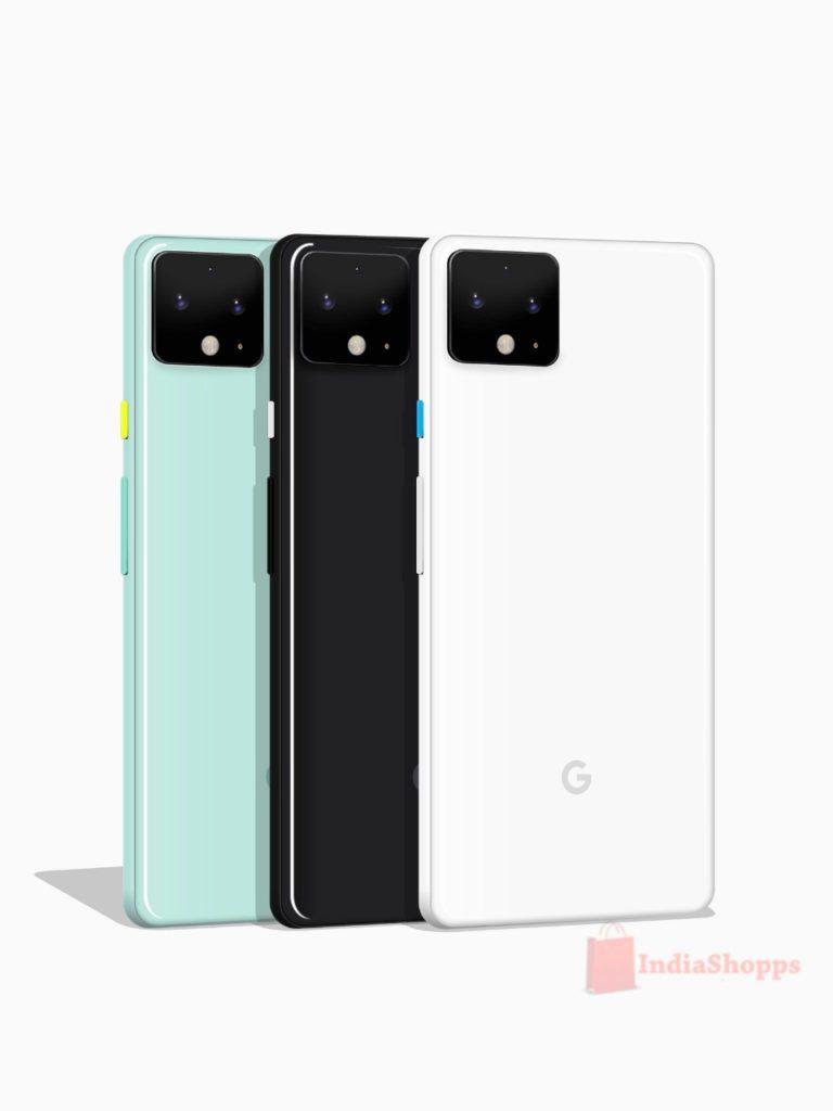 New Pixel 4 leak shows off Google