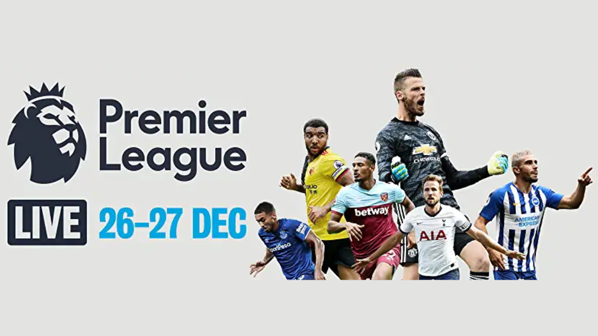 How to live stream Boxing Day Premier League football from the UK or abroad