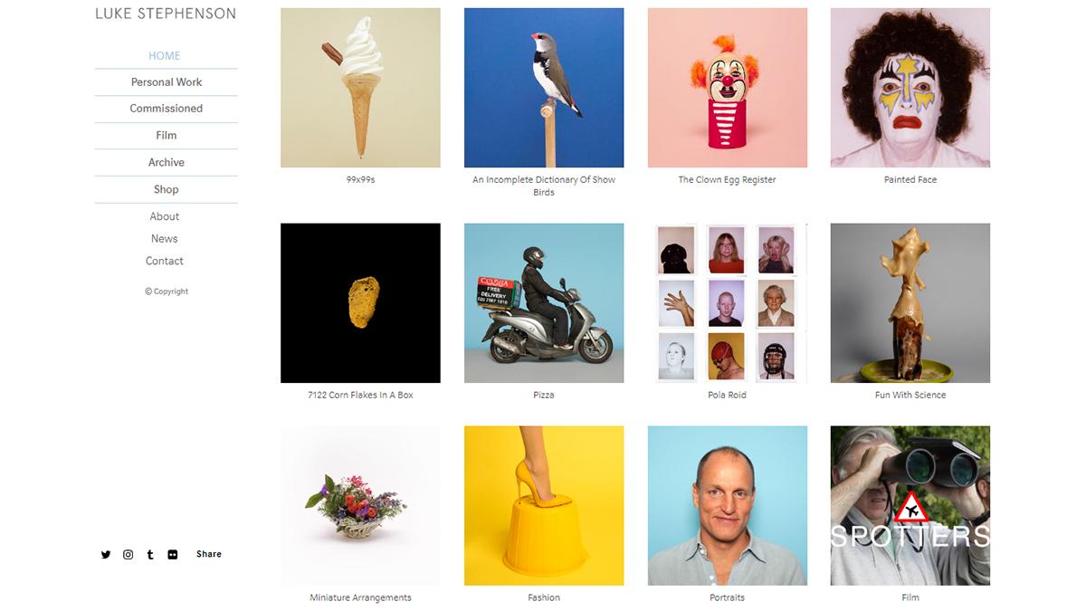 Best website builders for photographers in 2019
