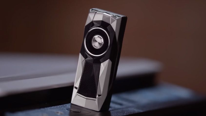 Nvidia S Geforce Gtx Usb Drive Is Real And Rare Here S