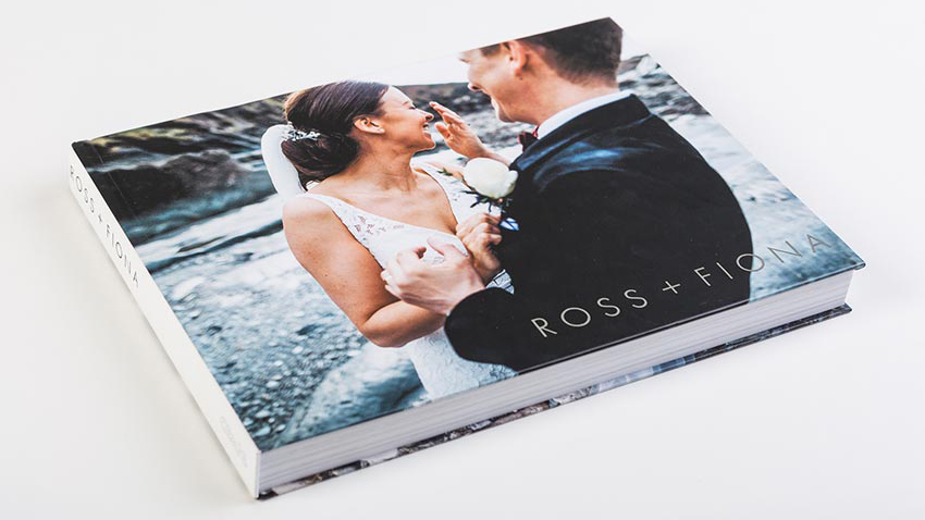 A photo book from CEWE