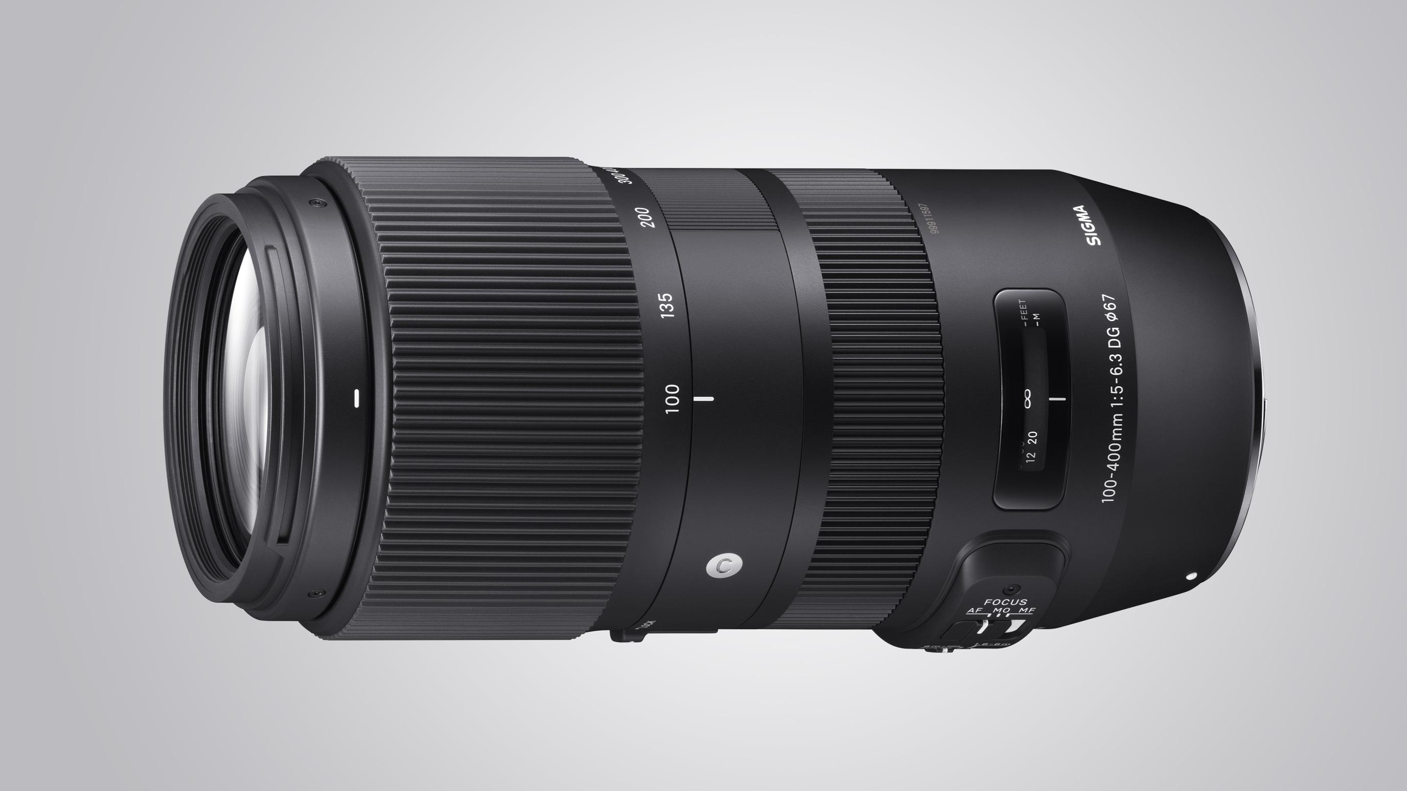 Sigma 100-400mm f/5-6.3 DG OS HSM | C