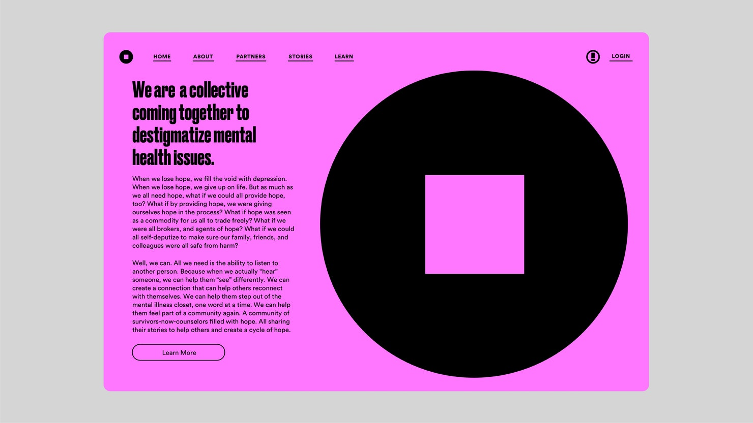 The Mental Health Coalition