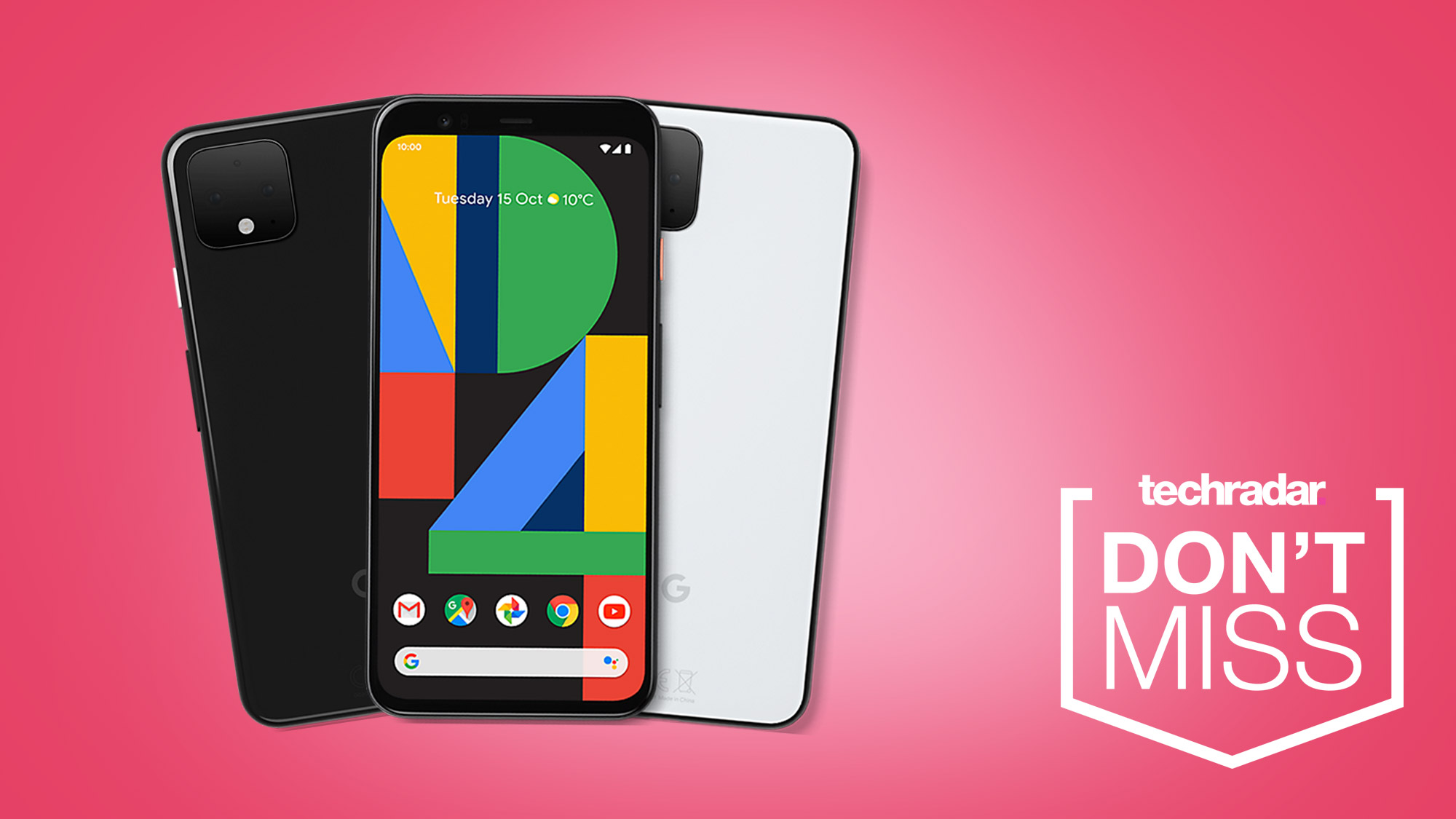 Looking for Google Pixel 4 deals These EE tariffs blow everything else away right now