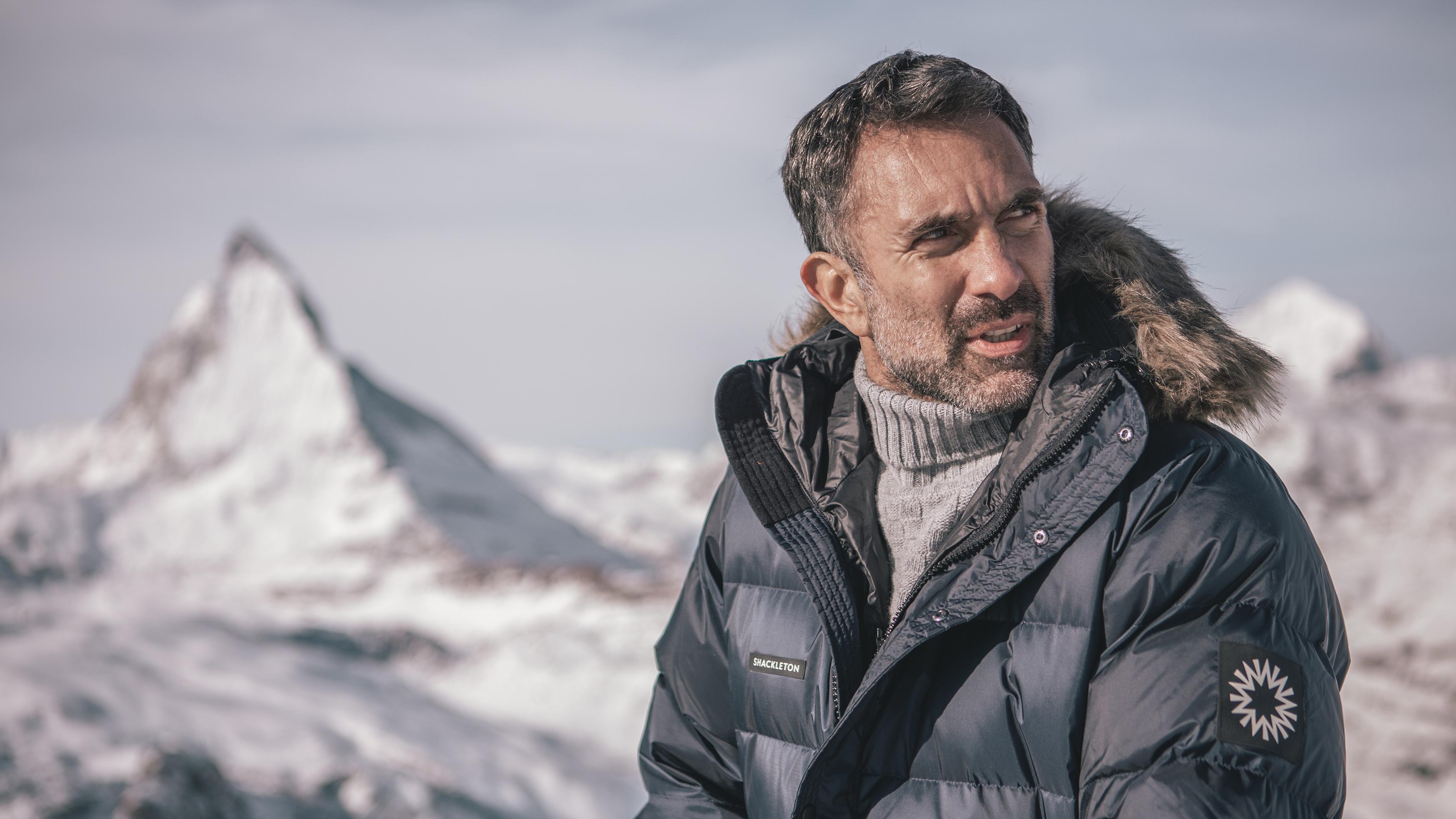 UK Mens Winter Jacket Hooded Thick Coats Waterproof Ski Snow Hiking Warm Outwear