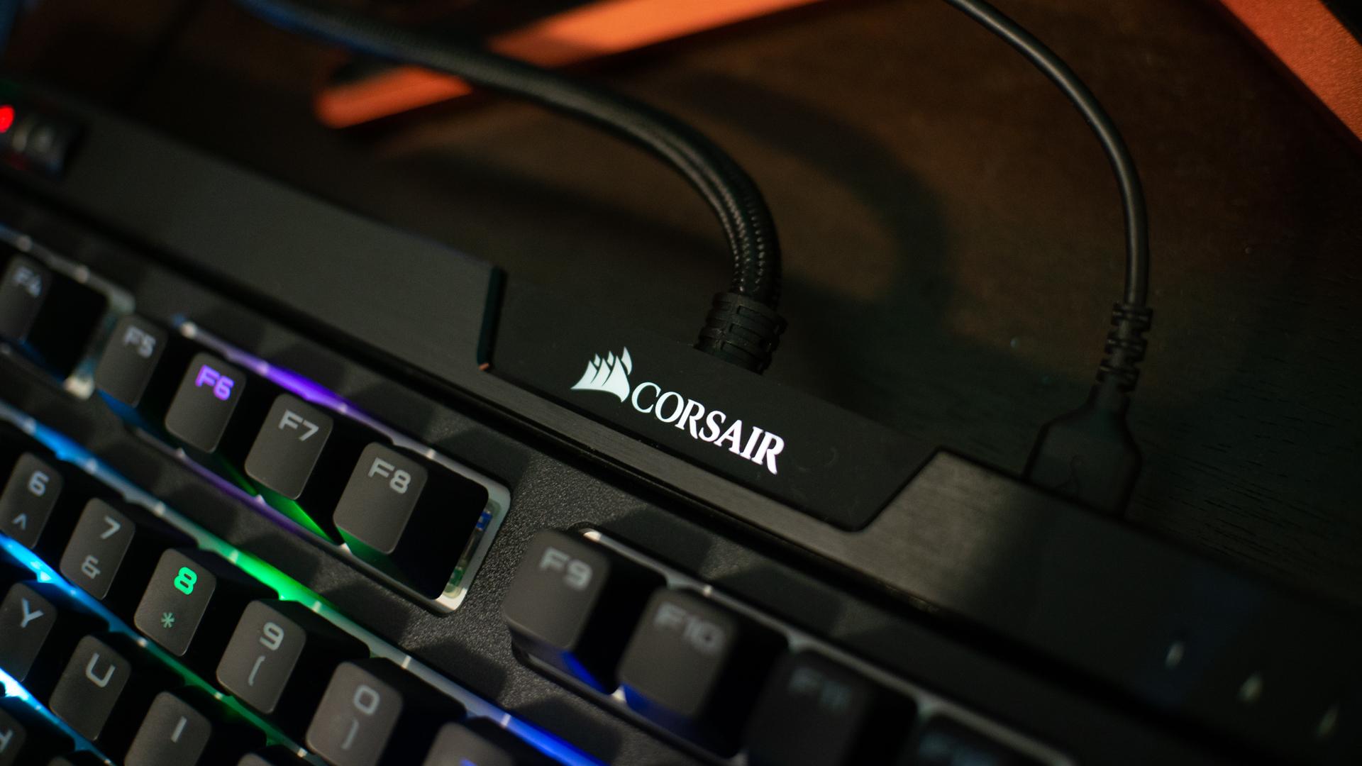 Corsair Strafe RGB MK. 2 review
