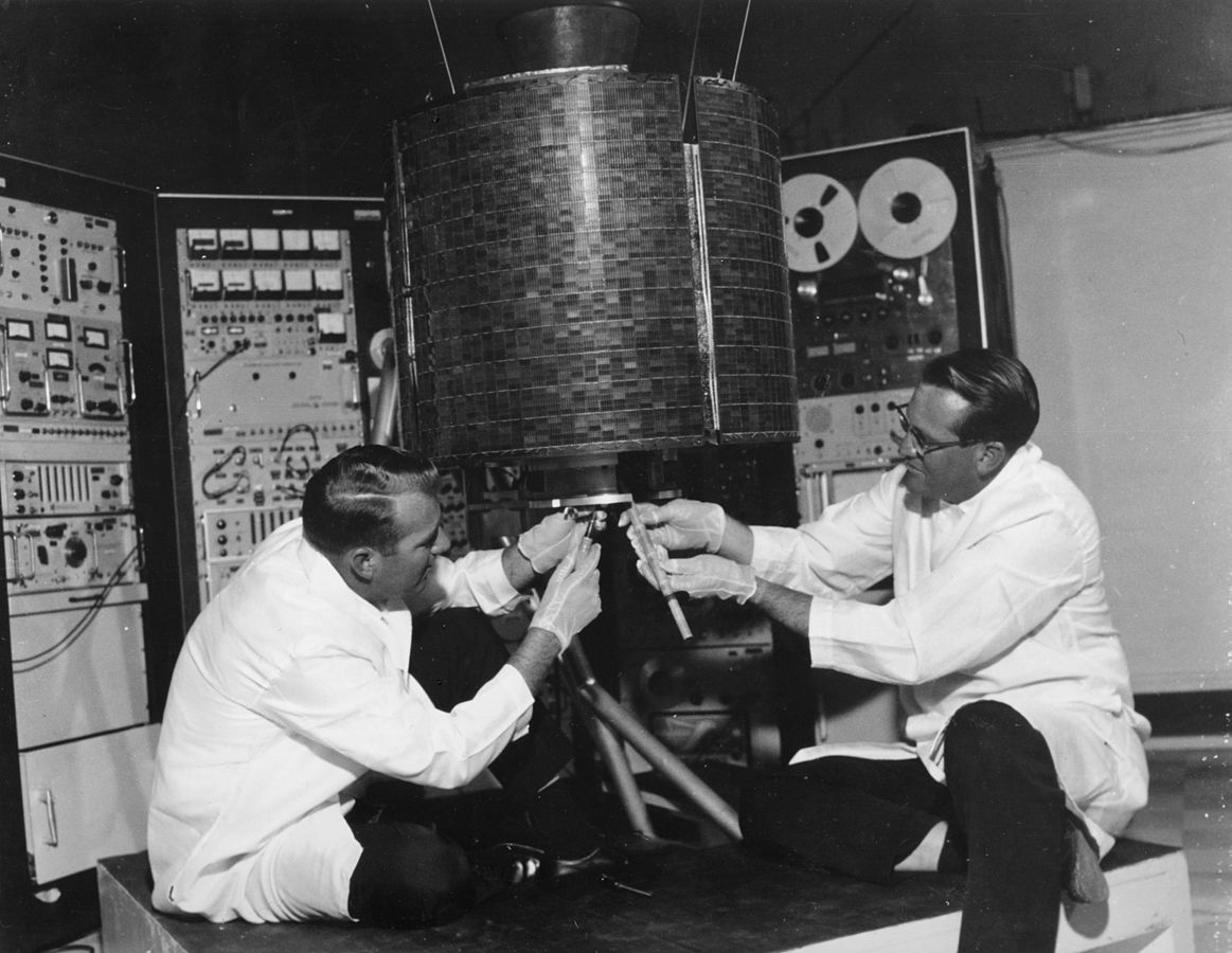 On This Day in Space: April 6, 1965: NASA launches 1st commercial communication satellite