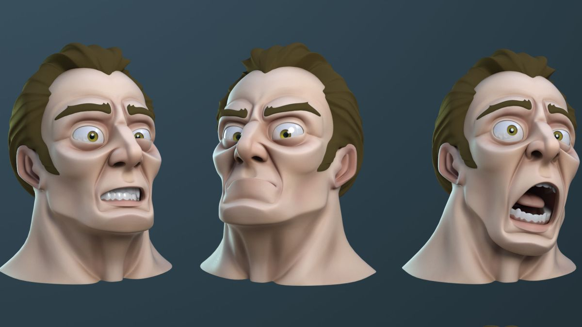 How To Rig A Face For Animation Creative Bloq