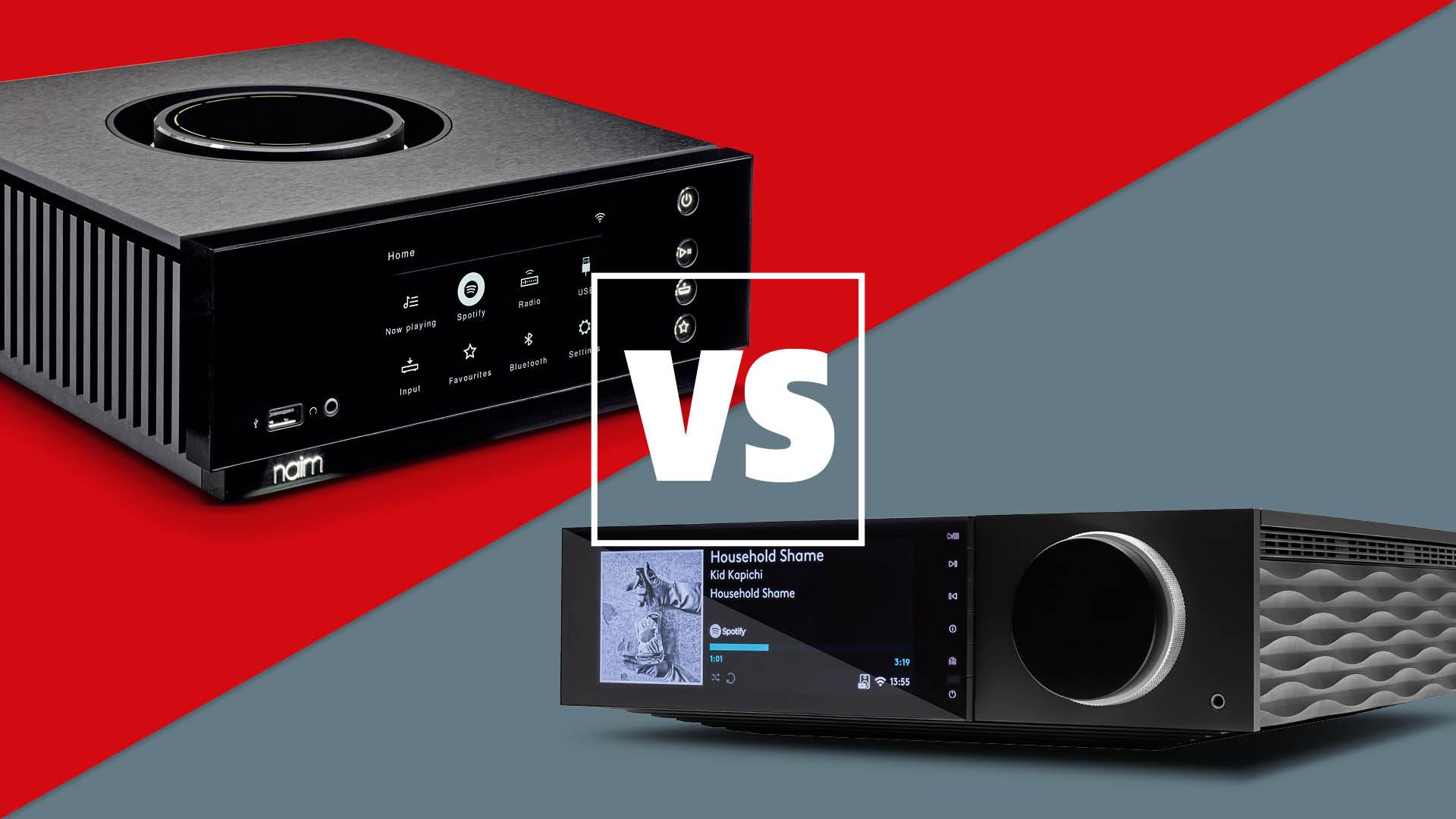 Cambridge Audio Evo 150 vs Naim Uniti Atom: which is the best streaming system?