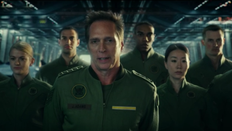 INDEPENDENCE DAY: RESURGENCE - Join the Earth Space Defense Today!