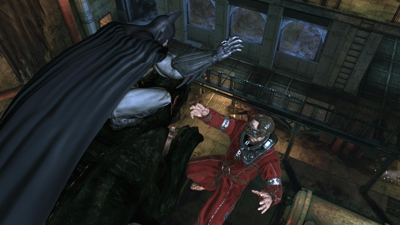 D5ZA8JpTdqintgEq5igG7c - Batman: Arkham Asylum is 10 – Rocksteady founders on the genre-defining superhero game