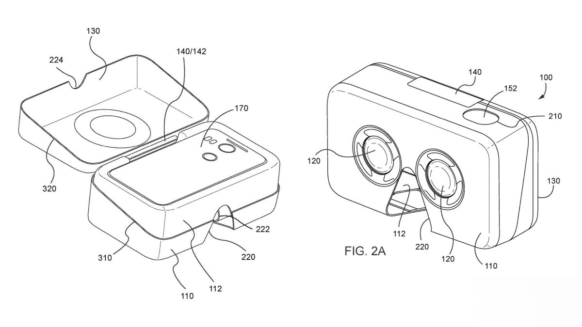 Your Next Google Phone's Box Could Double up as a VR Headset