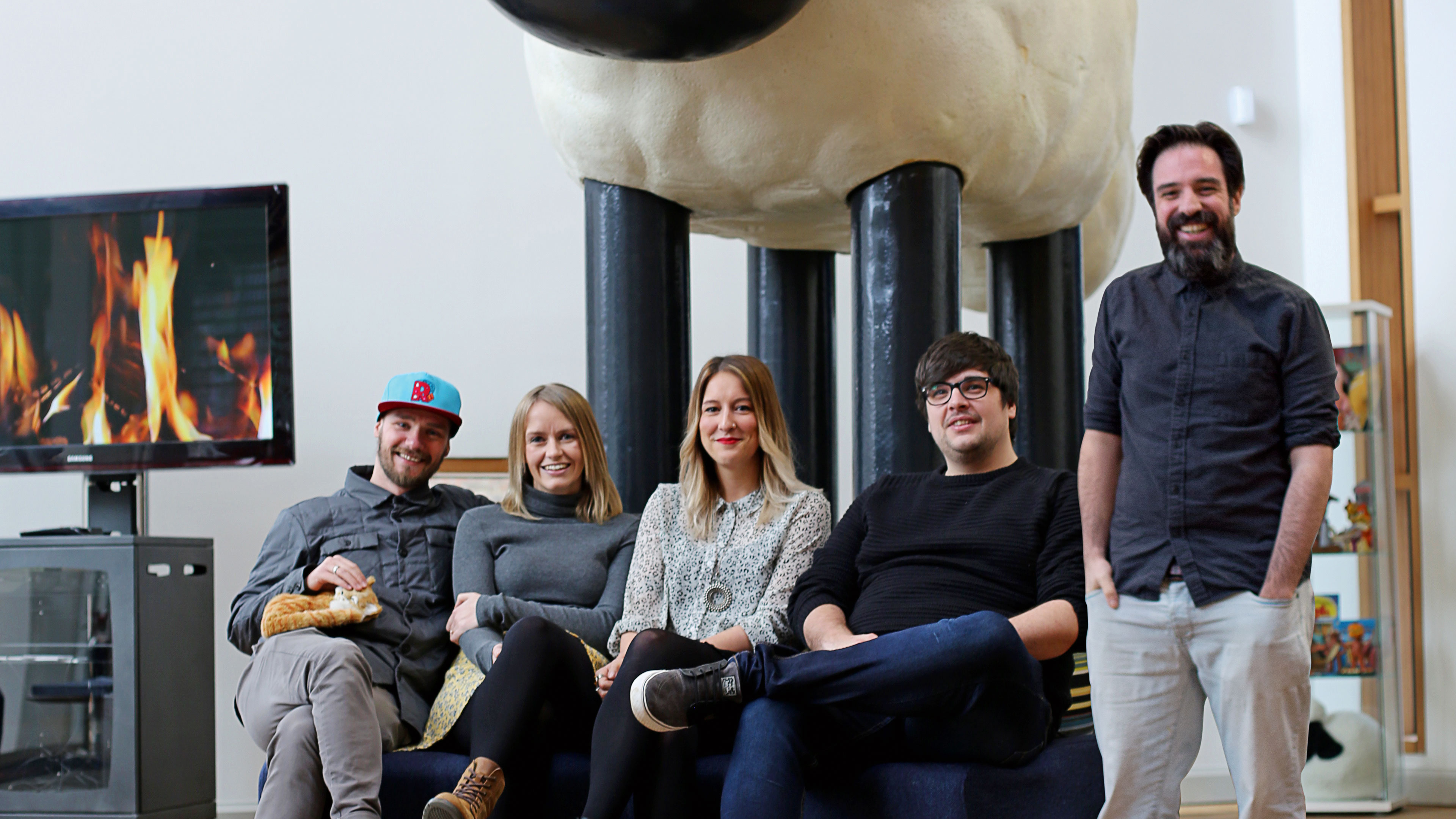 How Aardman Animations created a digital-first culture