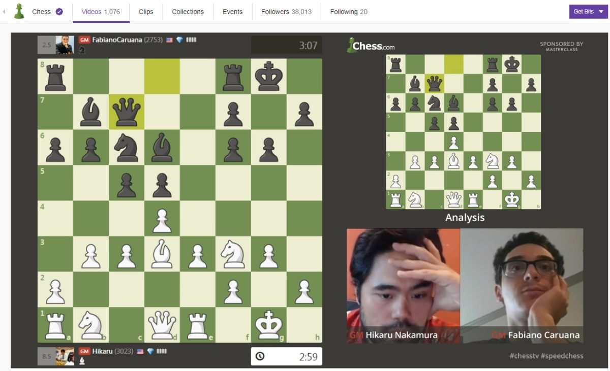 Twitch partners with Chess.com to grow 'chess as an online spectator sport'