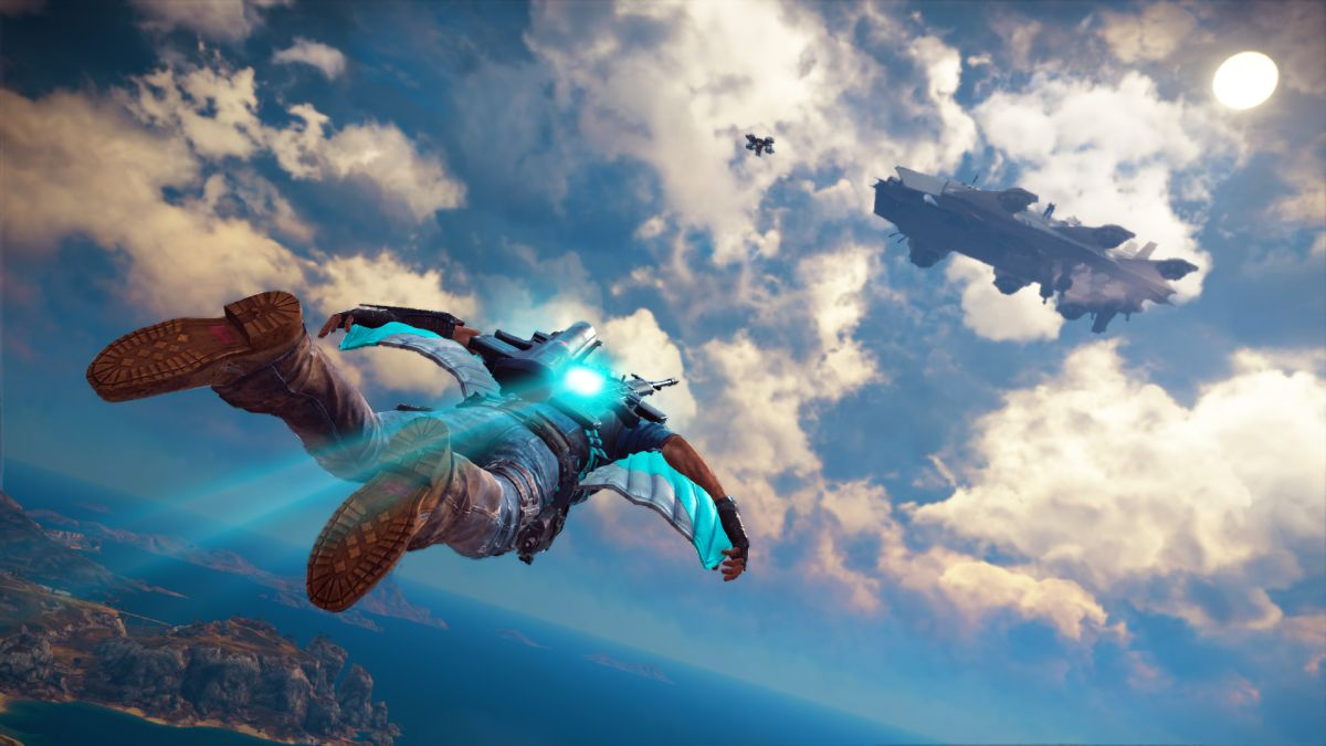 Just Cause 3 is free to try on Steam right now