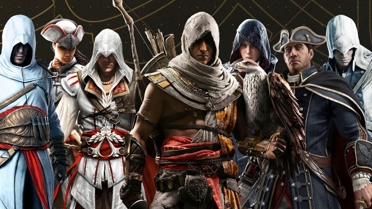 The assassins of Assassin's Creed, ranked from worst to ...