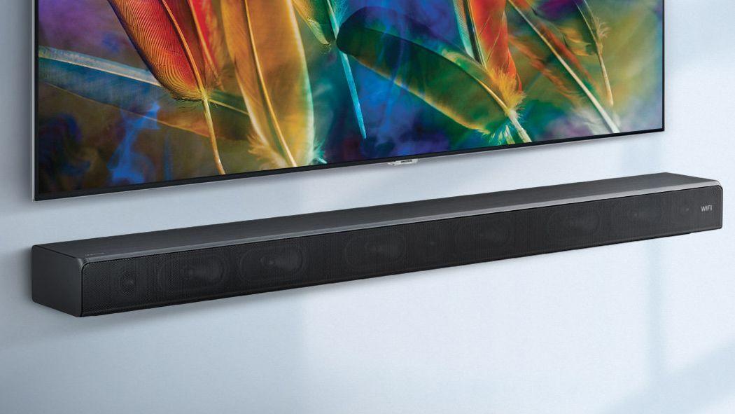 Samsung Hw Ms650 Soundbar Review Techradar